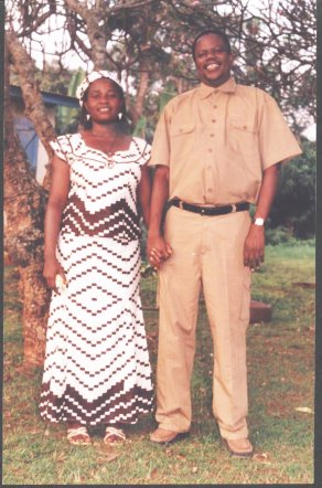 Pastor Isaac and Christine Oyako of Soroti, Uganda